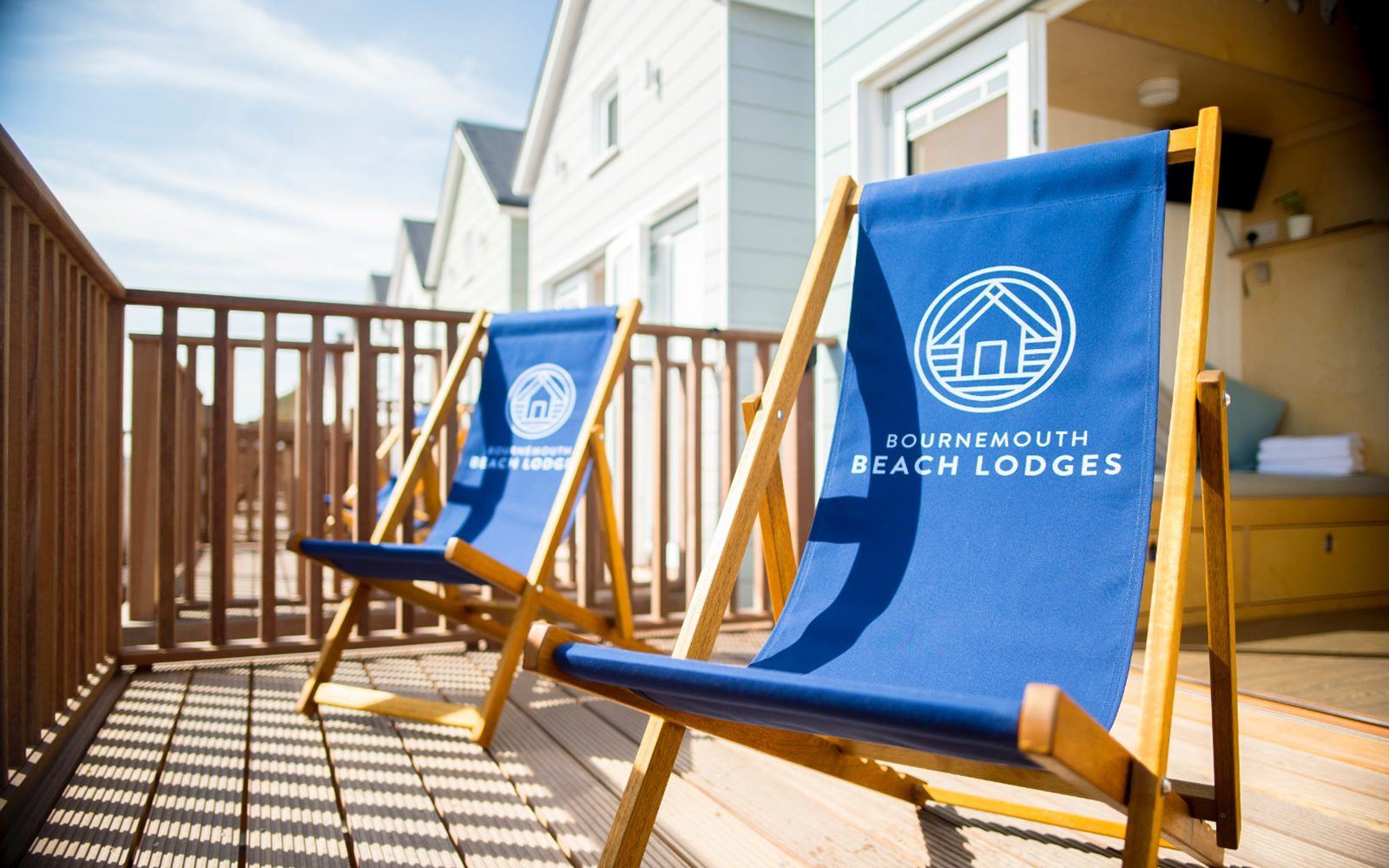 Beach Lodge Deck