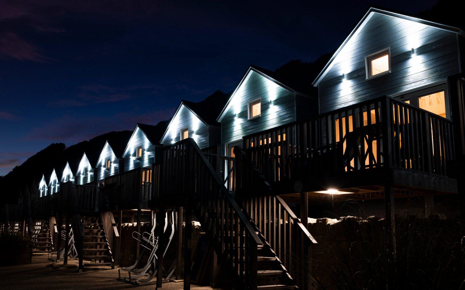 Bournemouth Beach Lodges