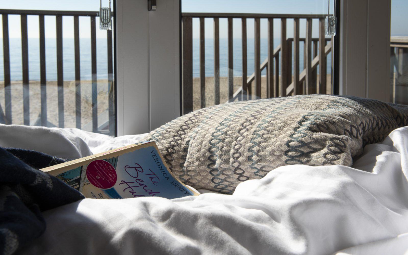 Bournemouth Beach Lodges - Deck