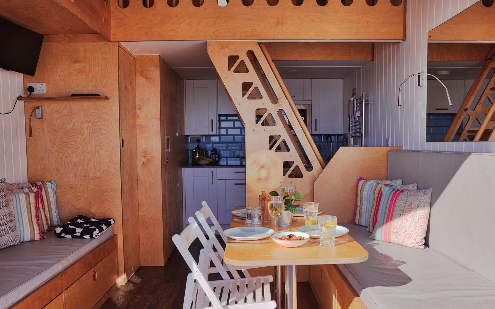 Bournemouth Beach Lodges - Interior
