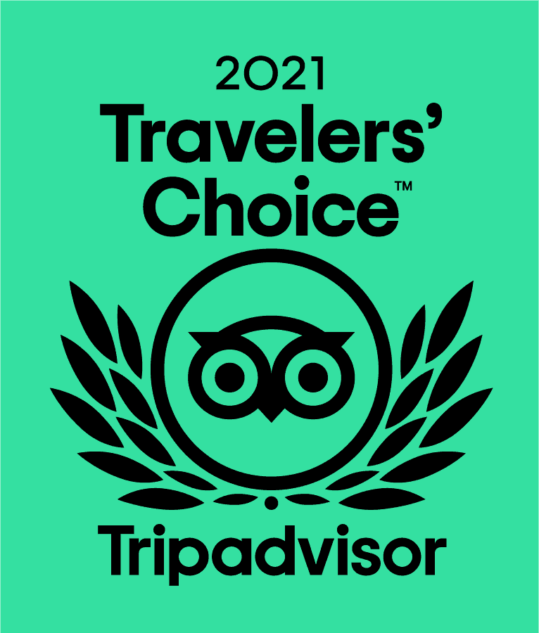 Travelers Choice Award 2021 Logo